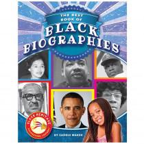 GALBJPBES - Black Heritage Celebrating Culture Best Book Of Black Biographies in Cultural Awareness