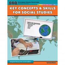 GALDBPKEY - Key Concepts & Skills Social Stdies Dbq Lessons & Activities in Activities