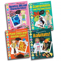 GALSPSAPLIFEKS - Science Alliance Life Science Set Of All 4 Titles in Life Science