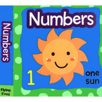 GAR9781607459156 - Numbers Cloth Book in Math