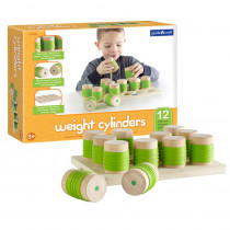 GD-5085 - Weight Cylinders in Manipulatives