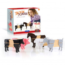 GD-7601 - Farm Animals Block Mates in Animals