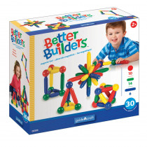 GD-8300 - Magneatos Better Builders 30 Piece Set in Blocks & Construction Play
