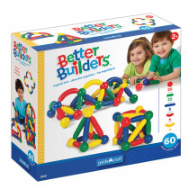 GD-8301 - Magneatos Better Builders 60 Piece Set in Blocks & Construction Play