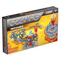 Geomag Mechanics Magnetic Motion Set, 146 pieces - GMW762 | Geomagworld Usa Inc | Magnetism