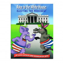 GP-9780931993008 - Race To The White House Electing The President in Government