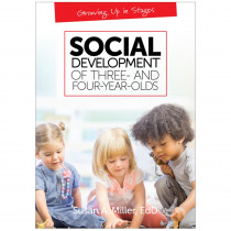 GR-10065 - Grow Up Stages Social Develop 3&4 Year Olds in Reference Materials