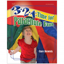 GR-11402 - 3 2 1 Time For Parachute Fun in Parachutes