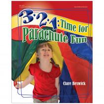 GR-11402 - 3 2 1 Time For Parachute Fun in Parachutes