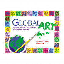 GR-18827 - Global Art in Art Activity Books
