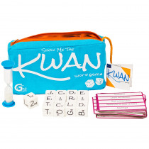 GRG4000255 - Show Me The Kwan Word Game in Games