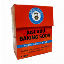 Just Add Baking Soda - GRG4000610 | Griddly Games | Experiments