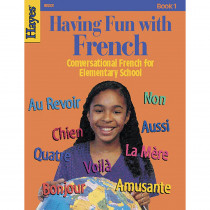 H-BR805 - Having Fun With French Book 1 in Foreign Language