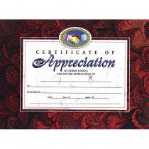 H-VA514 - Certificates Of Appreciation 30 Pk 8.5 X 11 in Certificates