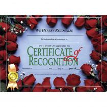 H-VA537 - Certificates Of Recognition 30/Pk 8.5 X 11 in Certificates