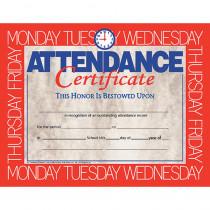 H-VA580 - Certificates Attendance 30/Pk 8.5 X 11 in Certificates