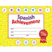H-VA815 - Spanish Achievement 30/Set in Foreign Language