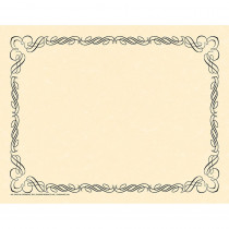 H-VA910 - Arabesque Border Paper Black in Design Paper/computer Paper