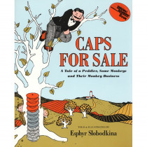 HC-0064431436 - Caps For Sale Books For Pk-3 in Classroom Favorites