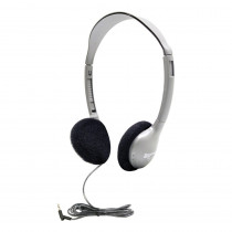 HECHA2 - Personal Stereo Mono Headphones Foam Ear Cushions W/O Volume Ctrl in Headphones