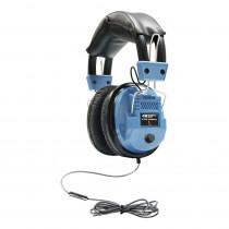HECSCAMV - Icompatible Deluxe Headset W In Line Microphone in Headphones