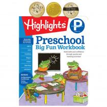 Big Fun Workbooks, Preschool - HFC9781629797625 | Highlights For Children | Skill Builders