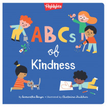 ABC's of Kindness - HFC9781684376513 | Highlights For Children | Skill Builders