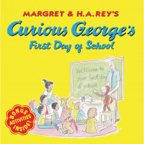 HO-0618605649 - Curious George First Day Of School in Classics