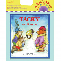 HO-0618737545 - Carry Along Book & Cd Tacky The Penguin in Books W/cd