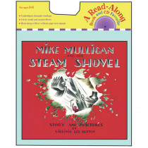 HO-0618737561 - Carry Along Book & Cd Mike Mulligan & His Steam S in Books W/cd