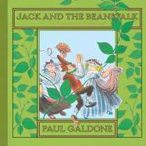 HO-9780544066656 - Jack & The Beanstalk Hardcover in Classroom Favorites