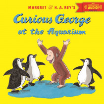 HO-9780544176744 - Curious George At The Aquarium in Classics