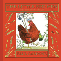 HO-9780547370187 - The Little Red Hen Hardcover in Classics
