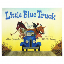 HO-9780547482484 - Little Blue Truck Big Book in Big Books