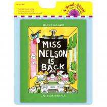 HO-9780547577180 - Carry Along Book & Cd Miss Nelson Is Back in Books W/cd