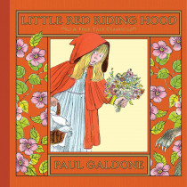 HO-9780547668550 - Little Red Riding Hood Hardcover in Classics