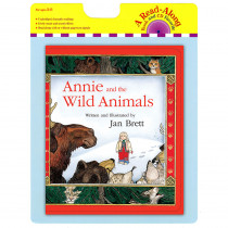 HO-9780547850825 - Annie And The Wild Animals Carry Read Along Book & Cd in Book With Cassette/cd