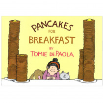 HO-9781328710604 - Pancakes For Breakfast in Classroom Favorites