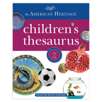 HO-9781328787330 - Childrens Thesaurus American Heritage in Reference Books
