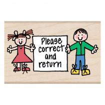 Hero Kids Correct & Return Stamp - HOAD1675   Hero Arts   Stamps & Stamp Pads