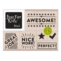 Awesome Stamp Set - HOALP489 | Hero Arts | Stamps & Stamp Pads
