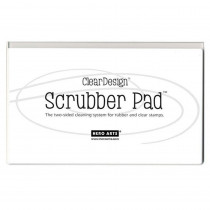 Clear Design Scrubber Pad - HOANK301 | Hero Arts | Stamps & Stamp Pads