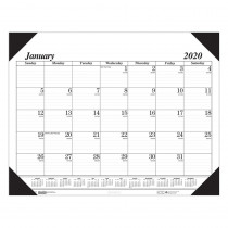 HOD12402 - Economy Desk Pad 12 Months Jan - Dec in Calendars