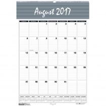 HOD353 - Bar Harbor Academic Wall Calendar 15.5X22 12 Months Aug-Jul in Calendars