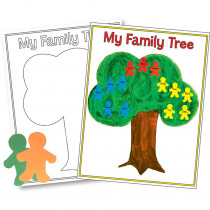 HYG30145 - Family Tree Poster in Miscellaneous