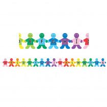 HYG33609 - Alphabet Kids Border in Border/trimmer
