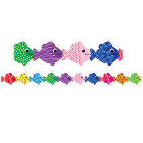 HYG33628 - Assorted Fish Border in Border/trimmer