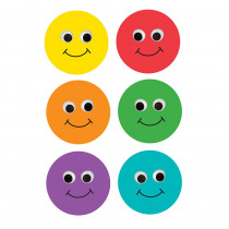 HYG33710 - 6In Smiley Face Classroom Accents 30Pk in Accents