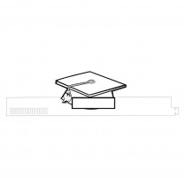 Make Your Own Grad Cap, Pack of 24 - HYG65280 | Hygloss Products Inc. | Crowns