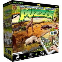 IEPPZSF - Safari Interactive Smart Puzzle in Science